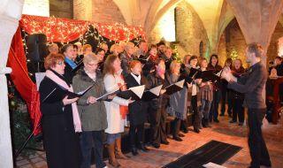 2015-Adventsprogramm zum Weihnachtsmarkt Rathauskeller Stralsund