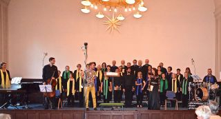 2018 Auftritt Missa Brasileira Hansa Gymnasium