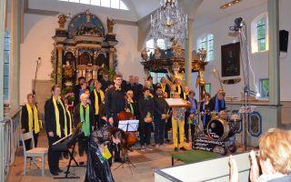 2018 Auftritt Missa Brasileira Prerow