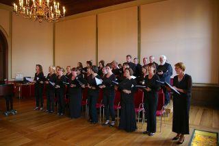 Schlager- und Chansonprogramm mit Stücken der 30er bis 50er Jahre, Rathaus Stralsund 2