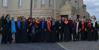2016 vor dem Staatstheater Cottbus